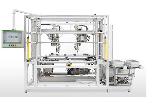 电子电器自动化装配设备德国deprag德派